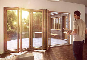 Bi-Fold and Patio Timber Doors