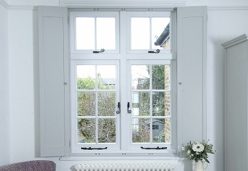 Deco Flush Timber Windows