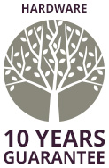 Hardware - 10 Years Guarantee