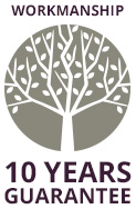 Workmanship - 10 Years Guarantee