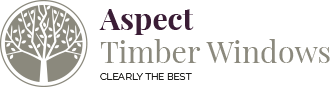 Aspect Timber Windows logo