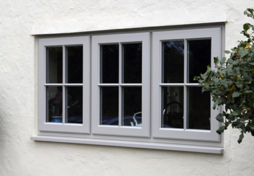 Lipped Timber Windows