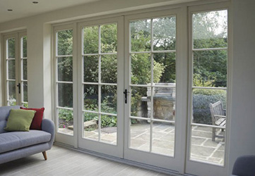 French Timber Doors